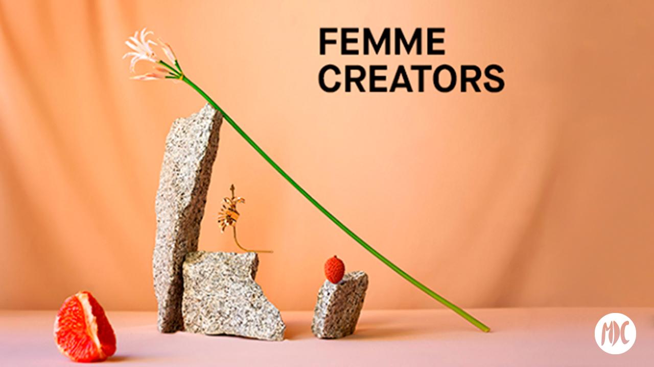 Mercado de Diseño, Mercado de diseño: especial Femme Creators