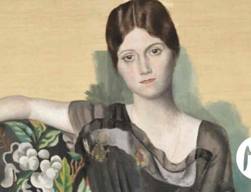 Olga Kokhlova y Pablo Picasso, la feliz vida cotidiana.