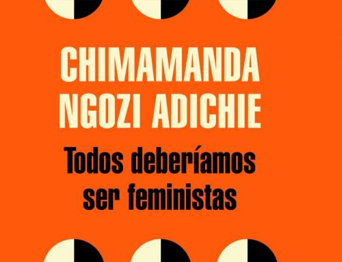 Todos deberíamos ser feministas un ensayo para leer en el metro