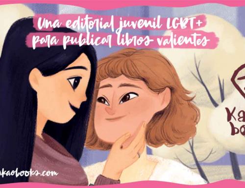KAKAO BOOKS: Una editorial juvenil LGBT+ que busca lectores