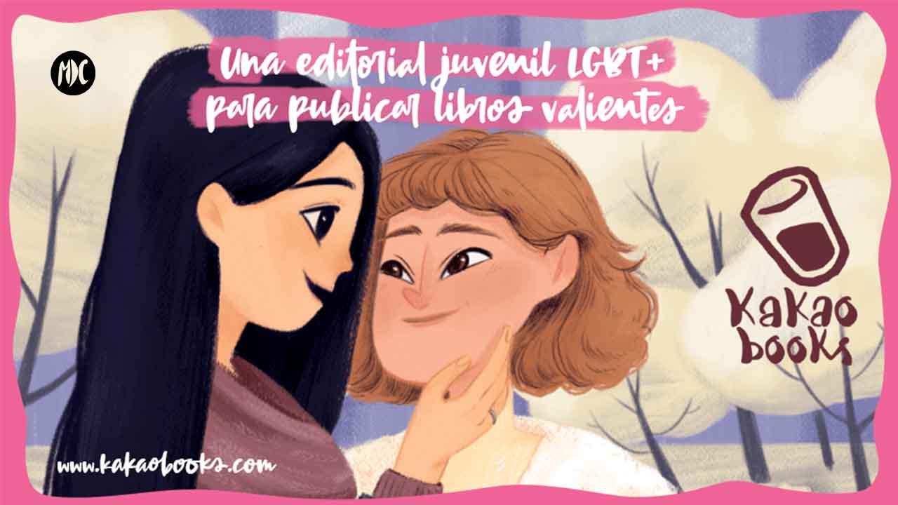 KAKAO BOOKS, KAKAO BOOKS: Una editorial juvenil LGBT+ que busca lectores