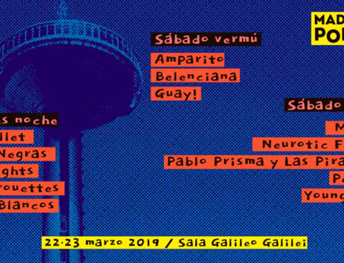 Indie Pop a raudales en el Madrid Popfest