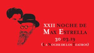 la noche de los teatros, Federico García Lorca y Max Estrella se encuentran en La Noche de los Teatros.