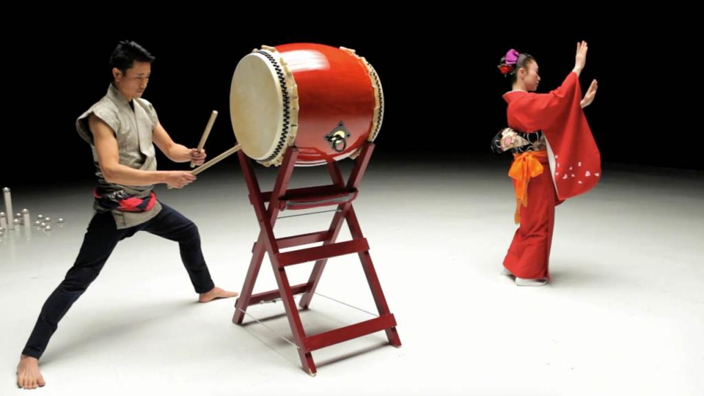 Taiko, Iván Muñoz, el «Gaijin» que descubrió el apasionante mundo del taiko japonés