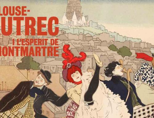 Toulouse-Lautrec y el espíritu de Montmartre llega a Madrid