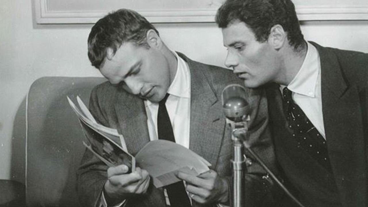 Marlon Brando, Los tres amores (masculinos) de Marlon Brando