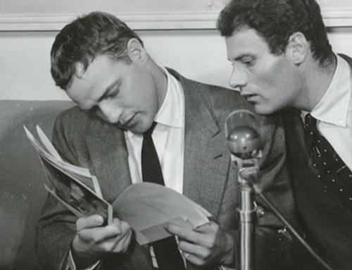 Los tres amores (masculinos) de Marlon Brando