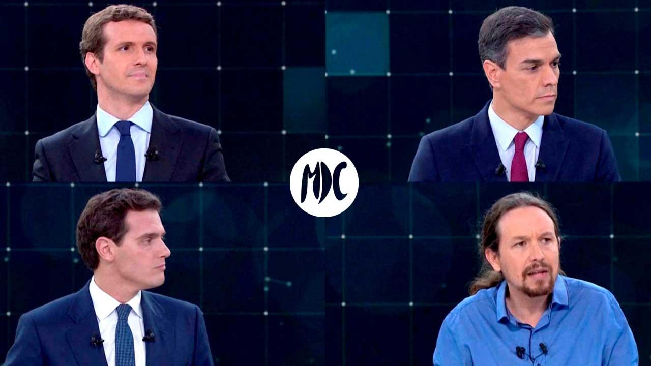 debate electoral, 80 segundos, tiempo dedicado a la cultura en el debate electoral