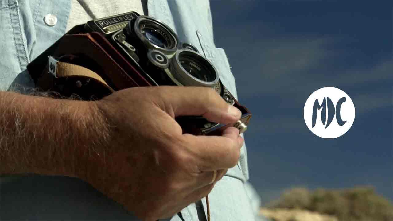 Azul Siquier, Azul Siquier, la película que desvela la trayectoria de un fotógrafo excepcional.