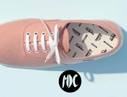 Victoria, las zapatillas hechas con amor