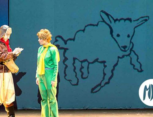 El Principito sube al escenario del Teatro Infanta Isabel
