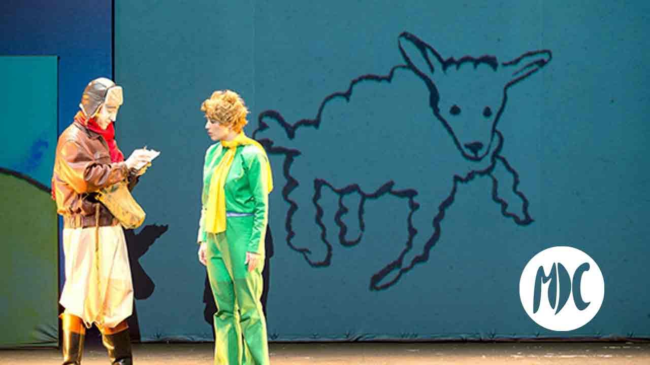 El Principito, El Principito sube al escenario del Teatro Infanta Isabel