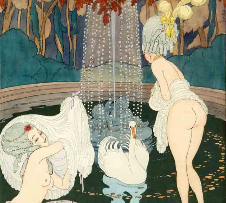 Día de la Visibilidad Lésbica, Cuatro obras de arte para el Día de la Visibilidad Lésbica