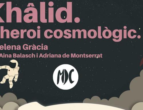 Khâlid, el héroe cosmológico. La guerra de Siria en los ojos de una niña