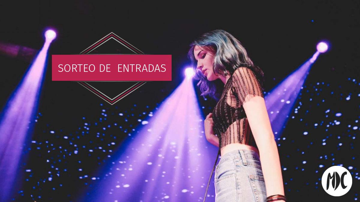 Rizha, Sorteo de invitaciones: Concierto de Rizha en Madrid