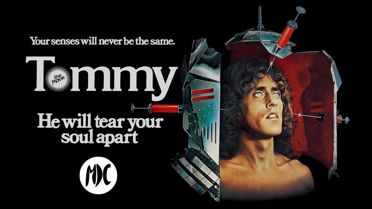 Vuelven The Who y Tommy, Sonido quintafónico en sus cines: vuelven The Who, Tommy y el loco Ken