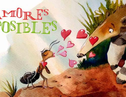 Amores Imposibles, un libro ilustrado de José Luis Ocaña