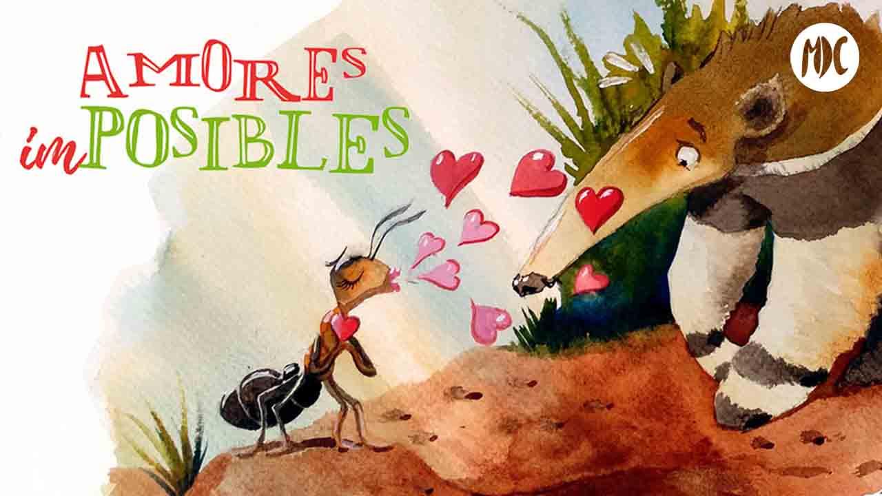 Amores Imposibles, Amores Imposibles, un libro ilustrado de José Luis Ocaña