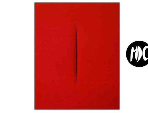 La incisión propuesta por Lucio Fontana como metáfora del origen