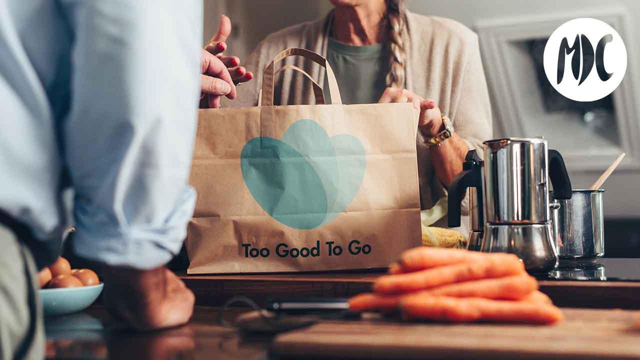 Too Good To Go, Contra el desperdicio de alimentos: Too Good To Go
