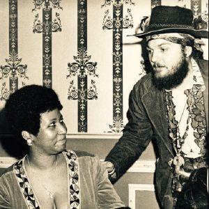 Dr. John con Aretha Franklin