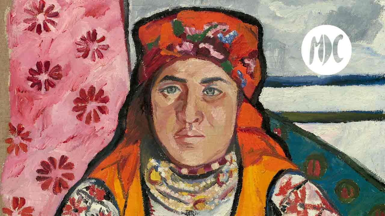 artista, Natalia Goncharova. La artista vanguardista rusa, libre y ecléctica.