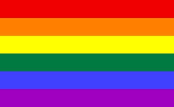día del orgullo gay, Diversión con banderas. Todas las banderas del Orgullo