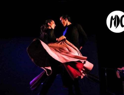 Mimenko. Mimo y flamenco que hablan de amor.