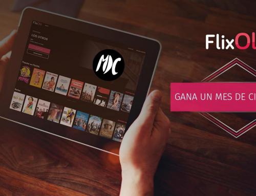 Sorteo: un mes de cine gratis con FlixOlé