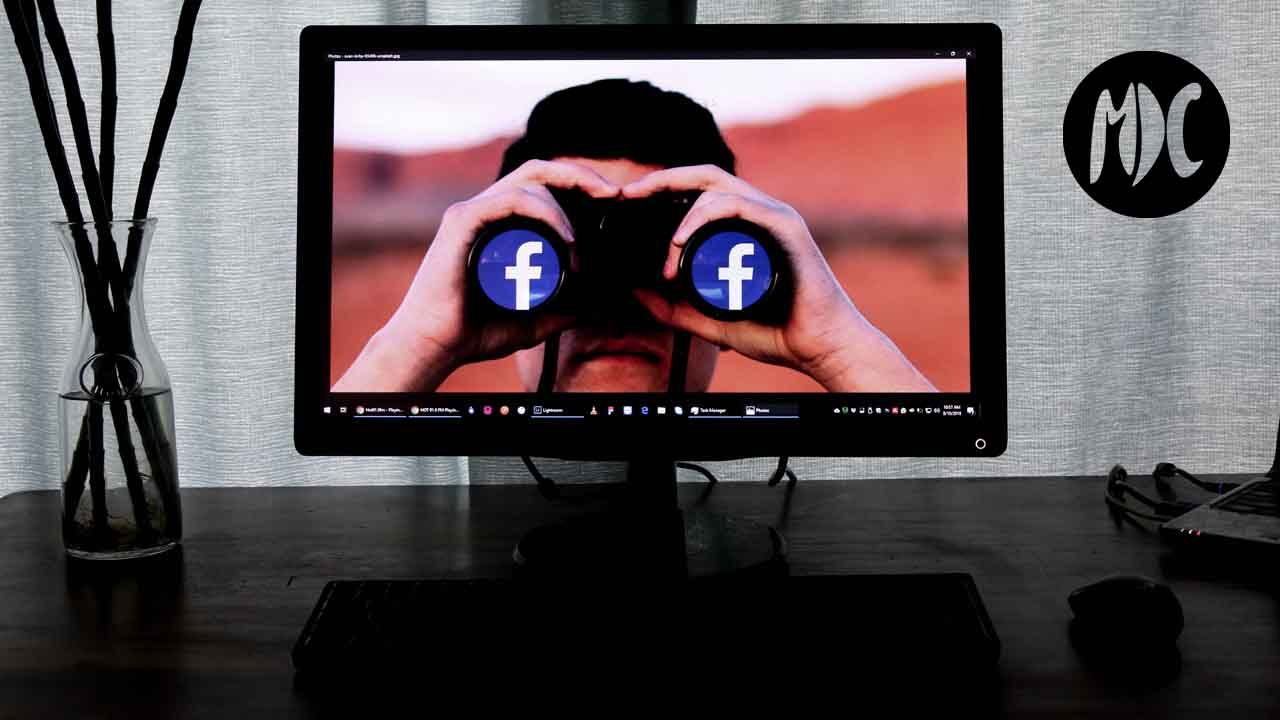 aplicación facebook