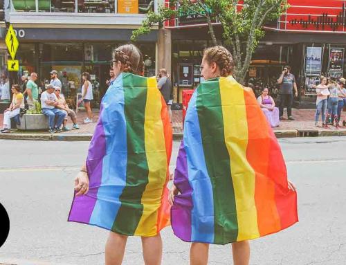 Diversión con banderas. Todas las banderas del Orgullo