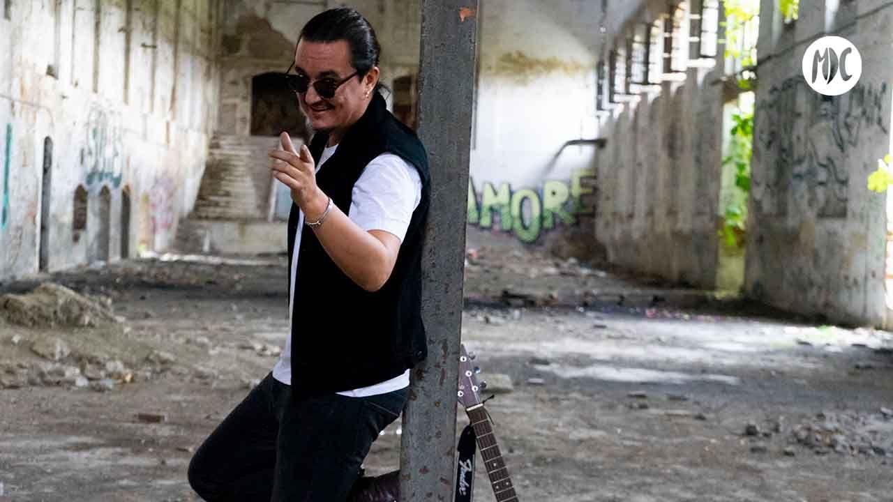 Kike Marcos, Kike Marcos presenta »Haremos del mundo una fiesta»