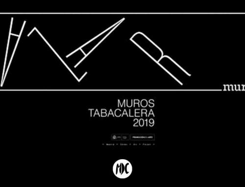 MUROS Tabacalera. Arte Callejero en Madrid