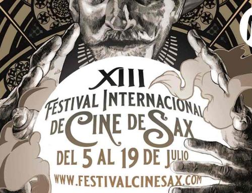Magia y cine en la chistera del 13º Festival Internacional de cine de Sax.