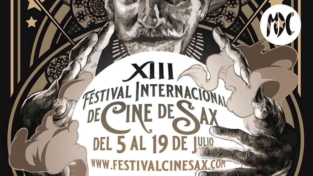 magia, Magia y cine en la chistera del 13º Festival Internacional de cine de Sax.