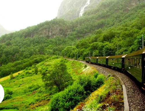 Los mejores Viajes en Tren por Europa
