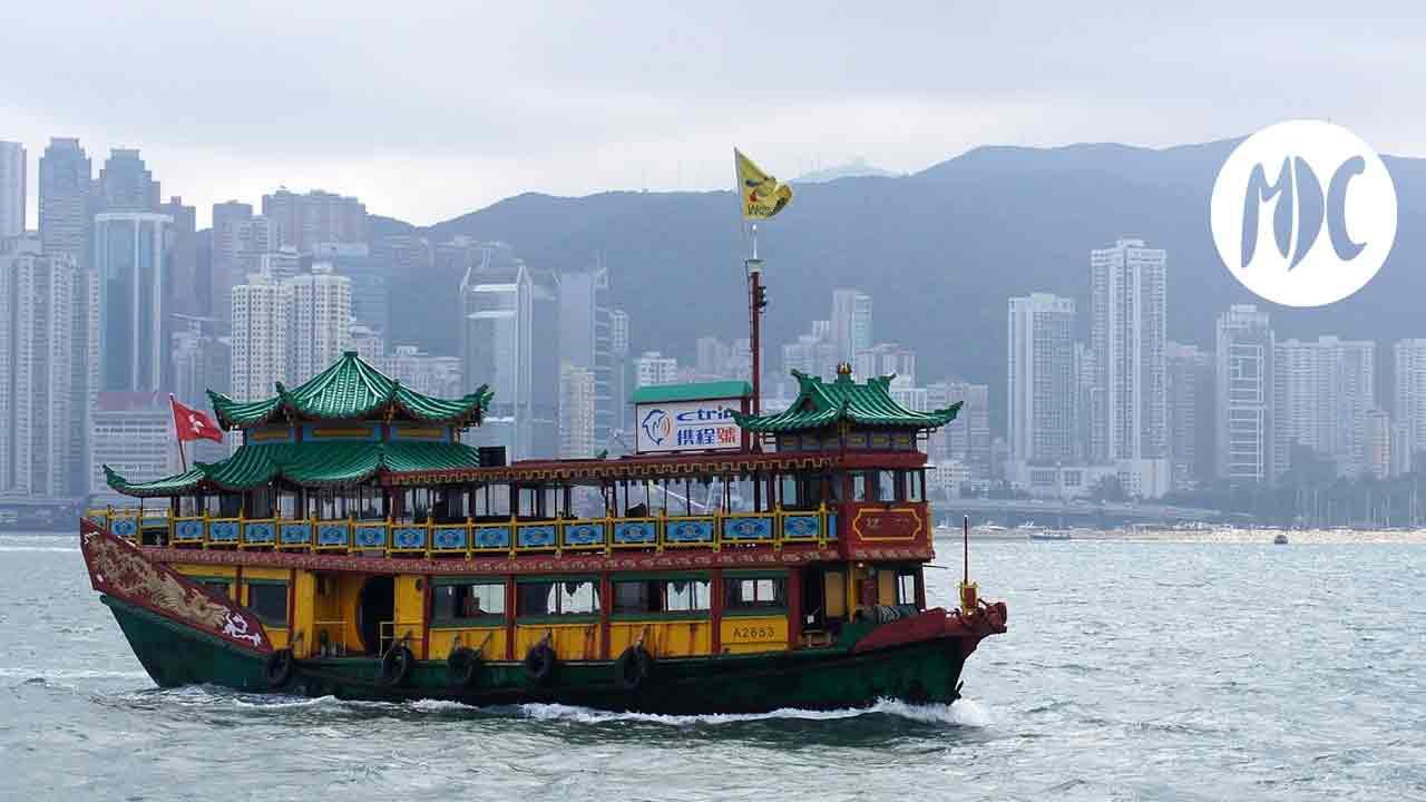 Hong Kong, El puerto de los aromas. Hablemos de Hong Kong