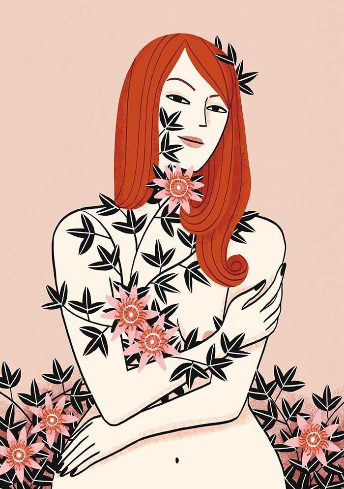 Ilustración de Laura Pacheco.
