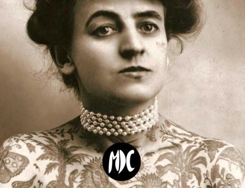 Maud Stevens Wagner, la primera tatuadora profesional