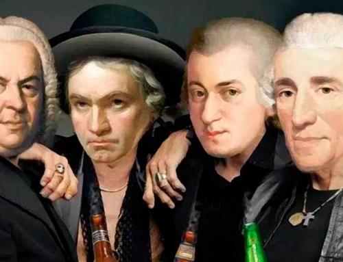 La música clásica reconvertida en himnos de rock