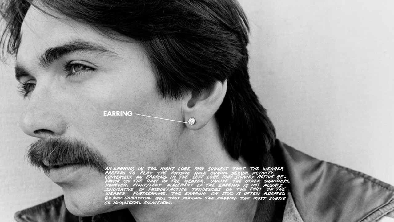 códigos visuales en el colectivo LGTBI, Expresar tu condición sexual a través de la moda