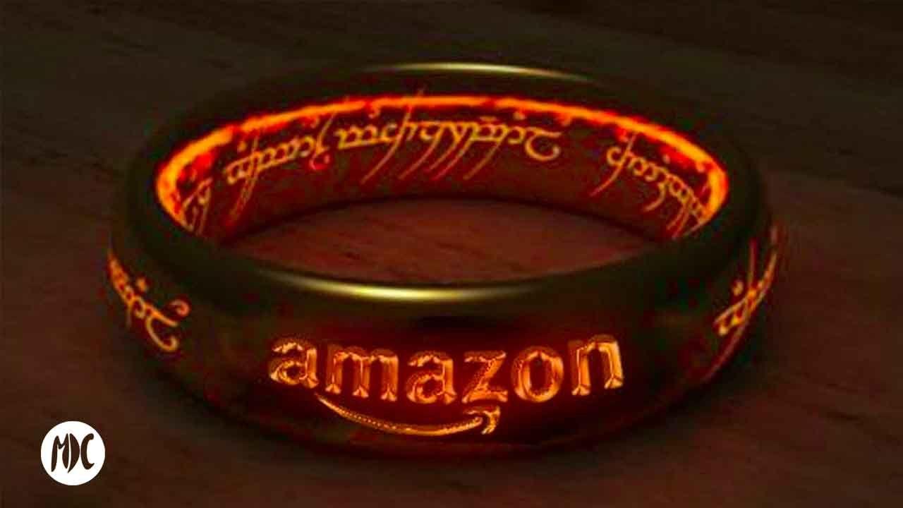 amazon, Amazon convierte en serie «El Señor de los Anillos»