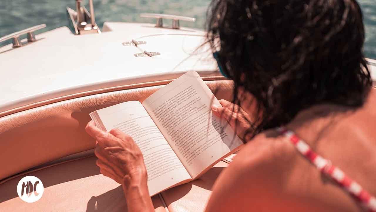verano, Tres libros y un cuaderno para este verano