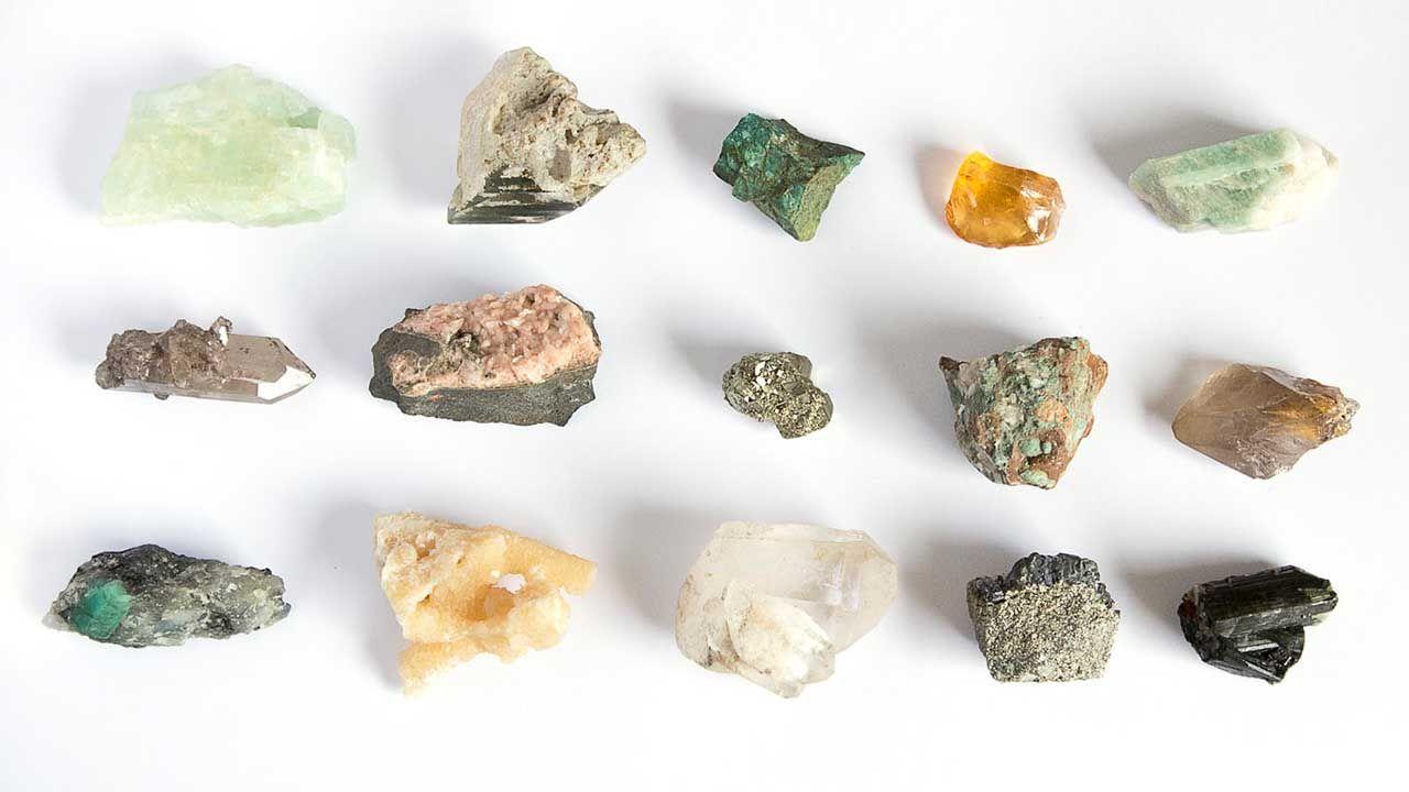 Minerales, Vuelve el mercado de minerales más famoso de Madrid