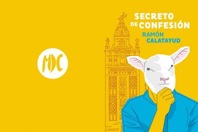 La novela Secreto de Confesión de Ramón Calatayud
