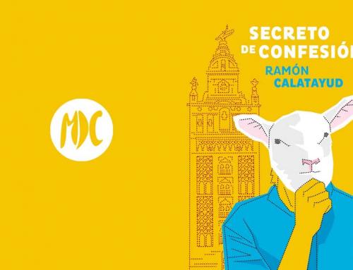 Ramón Calatayud y su Secreto de confesión: «Una de las cosas con las que pelea el autor es el anonimato»