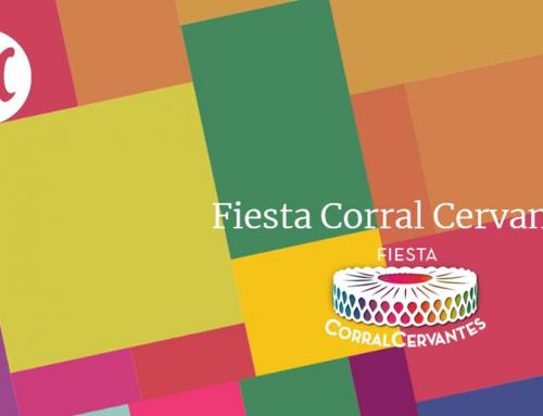 III Fiesta Corral Cervantes en la Cuesta de Moyano de Madrid
