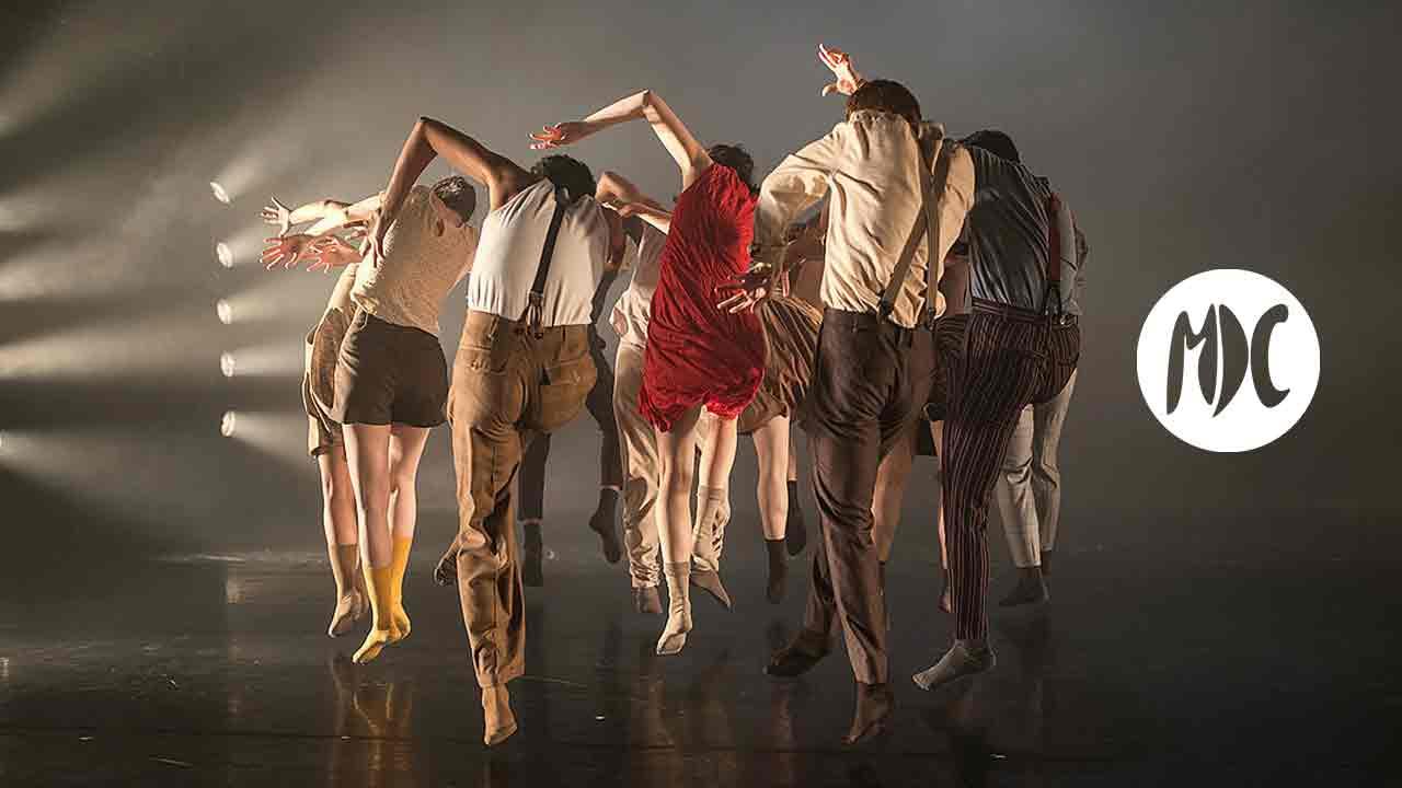 danza, Hofesh Shechter: Bailar en el apocalipsis final.