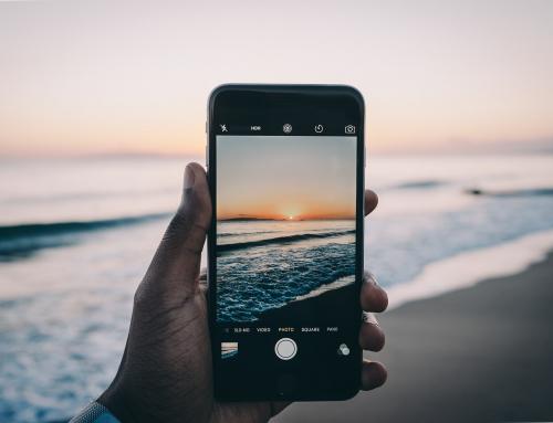 Online en cualquier playa o montaña: consejos para una conexión móvil más rápida.