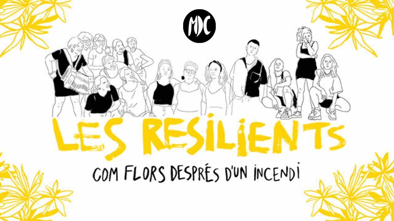 Música feminista en Les Resilients